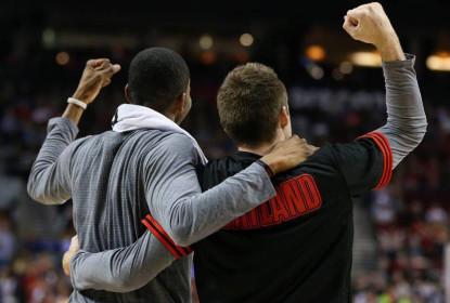 Portland Trail Blazers vence Oklahoma City Thunder e garante vaga nos playoffs - The Playoffs