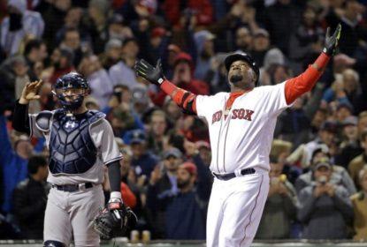 Red Sox vencem clássico por 4 a 2 sobre o New York Yankees - The Playoffs