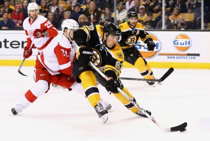 Boston Bruins faz 5 contra o Detroit Red Wings e segue firme por vaga no wild card - The Playoffs