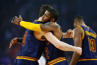 Cleveland Cavaliers vence e varre Detroit Pistons na primeira rodada do Leste - The Playoffs