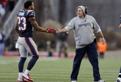 Patrick Chung renova por mais um ano com o New England Patriots - The Playoffs