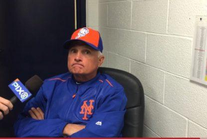 Para não 'parecer idiota', Collins não falará mais sobre prazo de retorno de jogadores na DL - The Playoffs