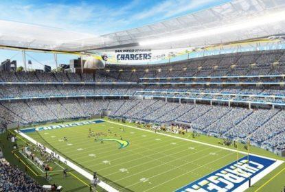 Proposta para o novo estádio dos Chargers precisa de dois terços de aprovação - The Playoffs