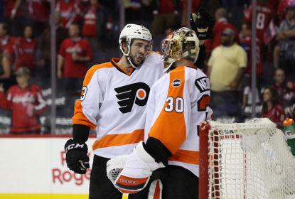 Com show de Neuvirth, Flyers param Capitals e mantêm série viva - The Playoffs