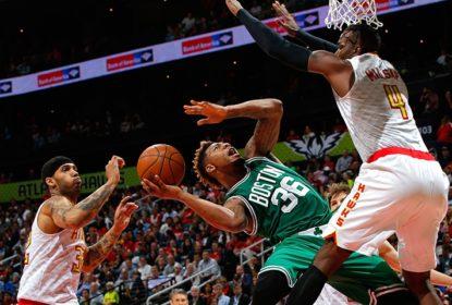 Atlanta Hawks defende mando de quadra e vence Boston Celtics - The Playoffs