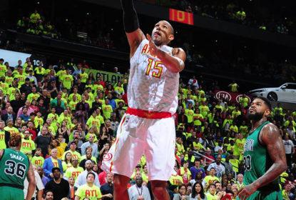 Em final dramático, Hawks vencem Celtics e iniciam a série com triunfo - The Playoffs