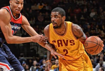 """Confiante nos Cavaliers, Kyrie Irving afirma: """"Nós somos o time a ser batido"""" - The Playoffs"""