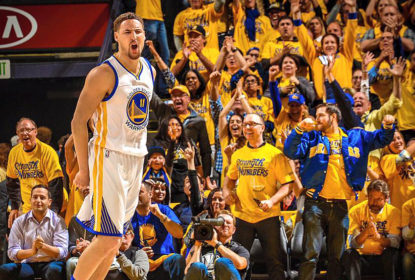 Golden State Warriors fecha a série e elimina o Houston Rockets dos playoffs - The Playoffs