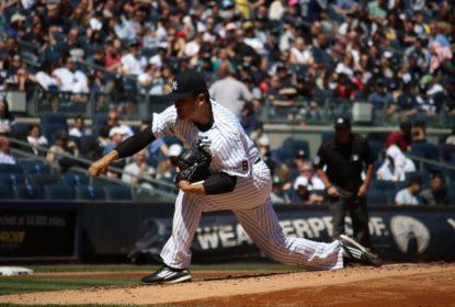 Tanaka vence duelo japonês e Yankees evitam varrida dos Mariners - The Playoffs