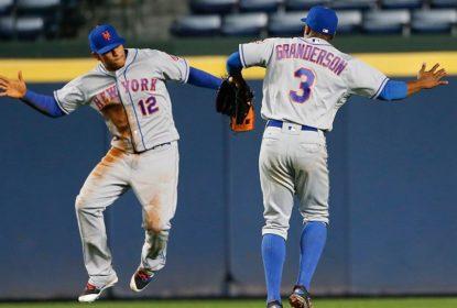 Mets batem Braves com Grand Slam de Granderson e show defensivo de Cespedes - The Playoffs