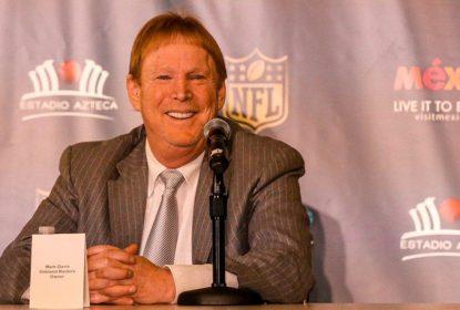 Mark Davis diz que vai gastar US$ 500 milhões na construção de novo estádio em Las Vegas - The Playoffs