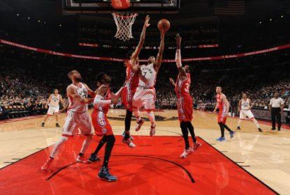 Toronto Raptors derrota Philadelphia 76ers, que chega a 71 derrotas na temporada - The Playoffs