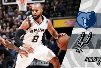 San Antonio Spurs vence Memphis Grizzlies e abre vantagem nos playoffs - The Playoffs