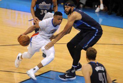Vaza vídeo que mostra xingamento que motivou punição a Russell Westbrook - The Playoffs
