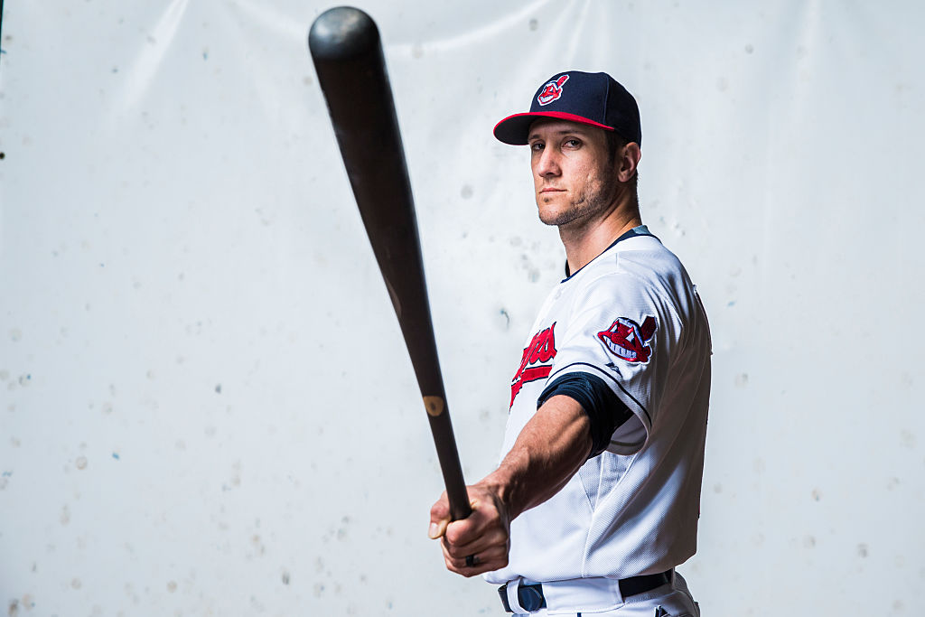 Yan Gomes é catcher do Cleveland Indians