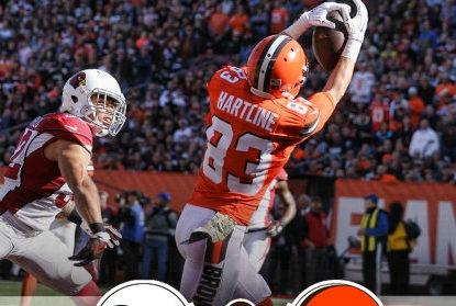 Browns anunciam a dispensa de Brian Hartline - The Playoffs