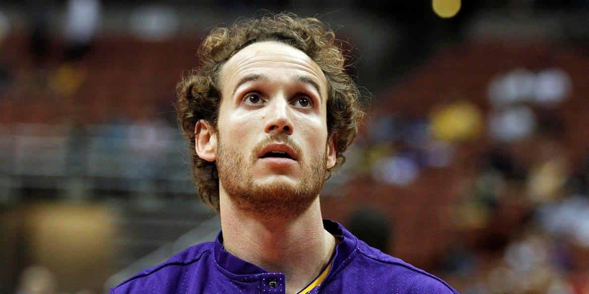 Marcelo Huertas, jogador do Los Angeles Lakers na NBA