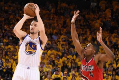 Warriors despacham os Blazers e voltam às finais do Oeste - The Playoffs