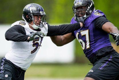 NFL vai investigar os Ravens por treinar com equipamentos completos - The Playoffs