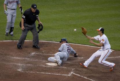 Michael Brantley volta para a DL dos Indians - The Playoffs