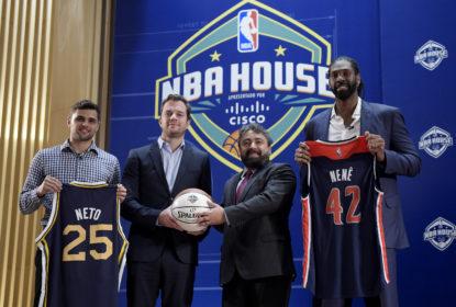 NBA realizará 'NBA House' em São Paulo durante finais de 2019 - The Playoffs