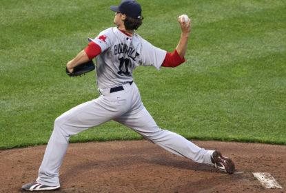 Clay Buchholz é retirado da rotação titular do Boston Red Sox - The Playoffs