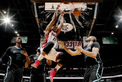 Goran Dragic lidera massacre de Heat sobre Hornets - The Playoffs