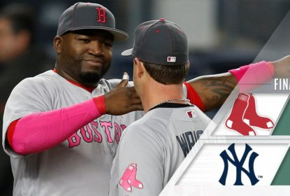 David Ortiz rebate dois Home Runs em vitória dos Red Sox sobre os Yankees - The Playoffs