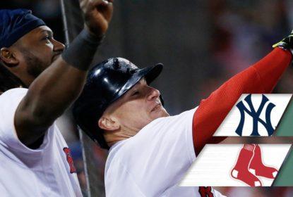Red Sox batem Yankees pela terceira vez - The Playoffs