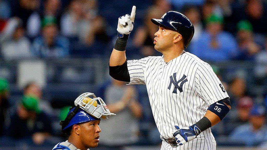 Os Yankees estão em uma temporada atípica para a franquia. Com muitos  jogadores de talento 002fc010de6