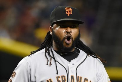Johnny Cueto vai para a DL e preocupa os Giants - The Playoffs