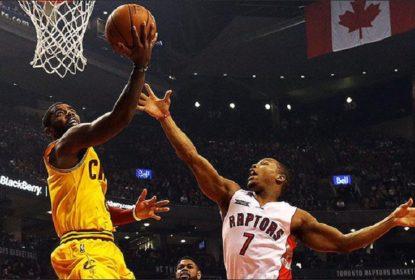 [PRÉVIA] Playoffs da NBA: Cavaliers x Raptors, final da Conferência Leste - The Playoffs
