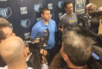 Dave Joerger será assistente técnico de Doc Rivers no Philadelphia 76ers - The Playoffs