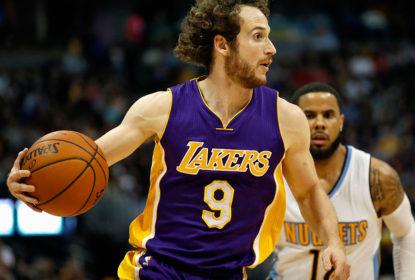 Marcelinho Huertas abre o jogo sobre Lakers e sua experiência na NBA - The Playoffs