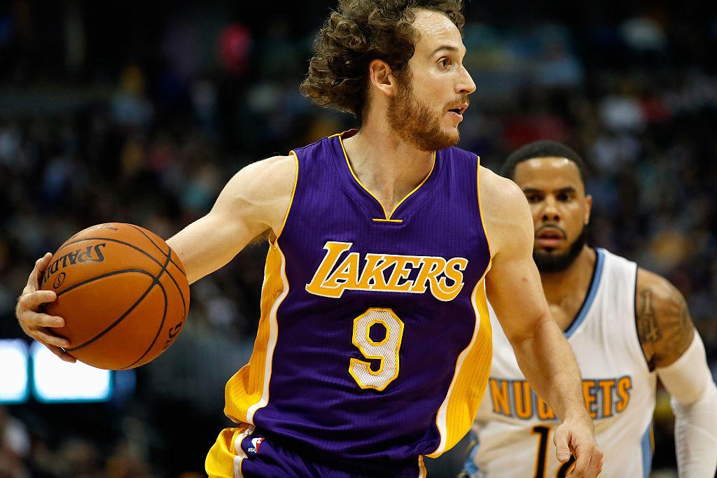 Marcelinho Huertas no Los Angeles Lakers
