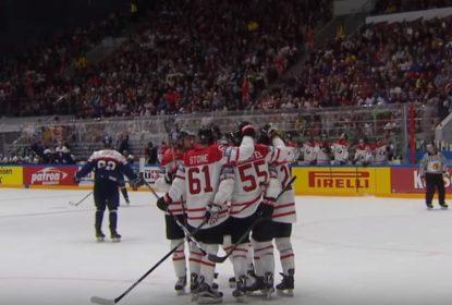 Com grande atuação de Brassard, Canadá goleia Eslováquia por 5-0 - The Playoffs