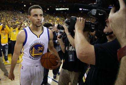 Curry está fora dos Jogos Olímpicos do Rio-2016 - The Playoffs