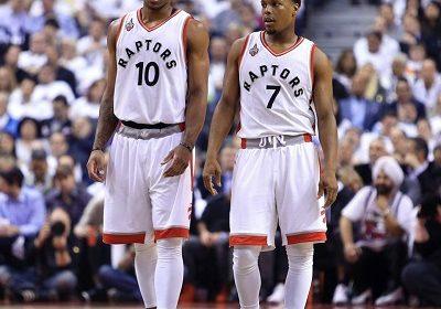Rumores apontam que DeMar DeRozan e Kyle Lowry pretendem se juntar aos Lakers - The Playoffs