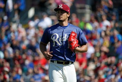 Yu Darvish faz primeiro jogo de reabilitação nas Ligas Menores - The Playoffs