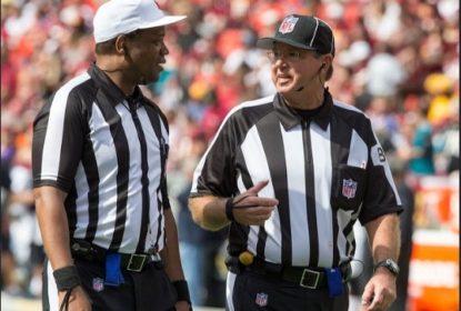 Baltimore Ravens faz proposta por mudança no sistema de replay instantâneo - The Playoffs