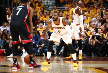 Cleveland Cavaliers vence com sobra Toronto Raptors no primeiro jogo da final da conferência Leste - The Playoffs