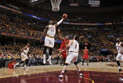 Cleveland Cavaliers sai na frente na semifinal contra Atlanta Hawks - The Playoffs
