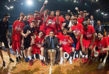CSKA Moscou vence Fenerbahçe e fica com o título da Euroliga de basquete - The Playoffs