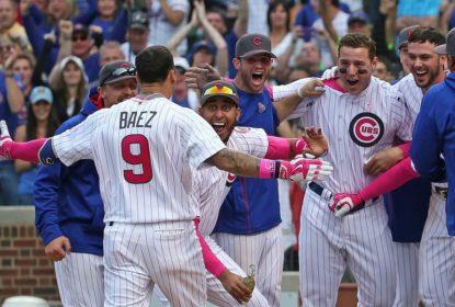 Após 13 entradas, Cubs varrem Nationals e vencem sétima seguida - The Playoffs