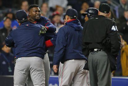 Com polêmica no fim, Yankees vencem primeira do ano contra Red Sox - The Playoffs