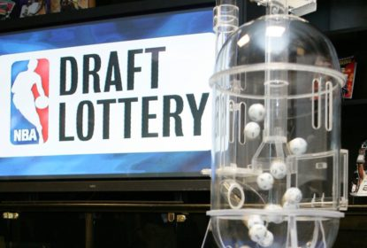 NBA divulga chances da Loteria do Draft deste ano - The Playoffs