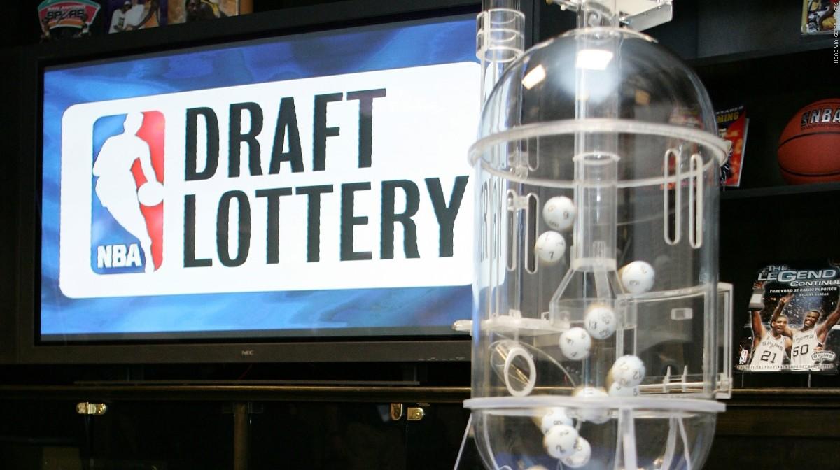loteria do draft da NBA