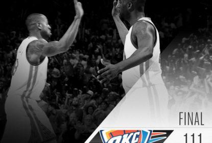 Golden State Warriors vence e força jogo 6 contra o Oklahoma City Thunder - The Playoffs