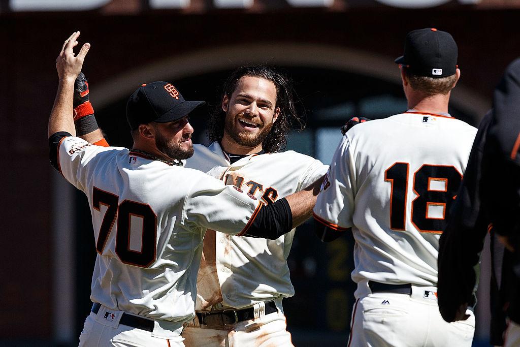 Giants vencem Padres por walk-off