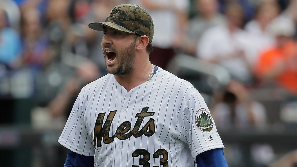 Matt Harvey em New York Mets x Chicago White Sox